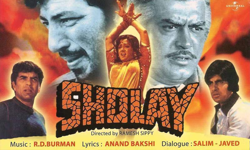 When Sholay came back to life