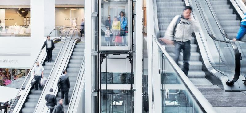 Elevators and Escalators - What Do They Tell Us About Variance